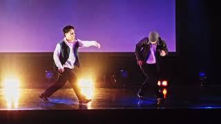 しょーへー + 珍味 – GIVE BACK vol.7 PICK UP DANCER Showcase