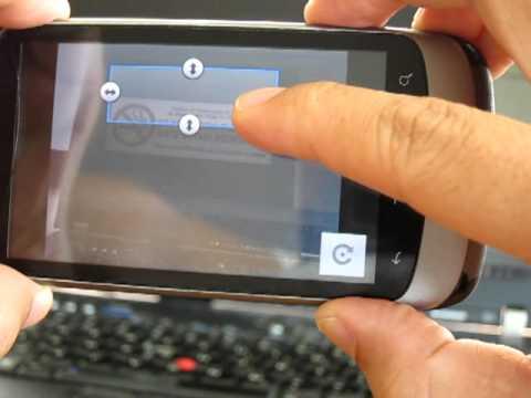 Video of Camera Translator