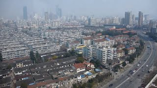 Wuxi China  city photos : Wuxi City Walk 2, Jiangsu Province, China