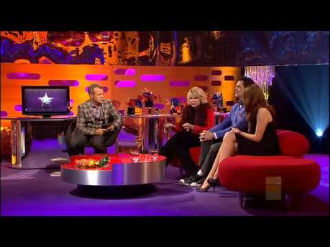 The Graham Norton Show  2010 - Joan Rivers