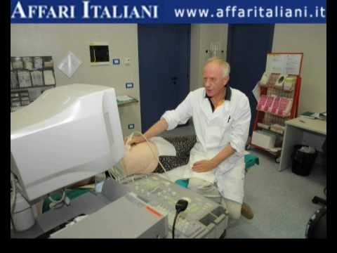 """medico italiano: """"così si brucia un tumore al pancreas in 30 minuti"""""""