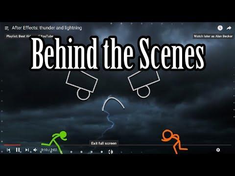 Behind the Scenes - Animation vs. YouTube - Thời lượng: 4 phút và 32 giây.