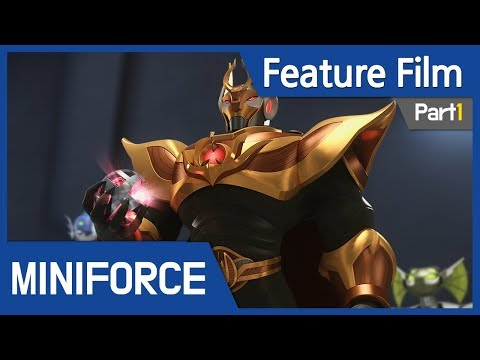 [Feature Film] Mini Force : New Heroes Rise (Part1)