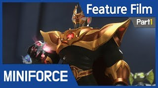 Video [Feature Film] Mini Force : New Heroes Rise (Part1) MP3, 3GP, MP4, WEBM, AVI, FLV September 2018