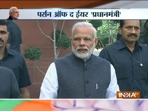 Special Show: Person of the Year PM Narendra Modi