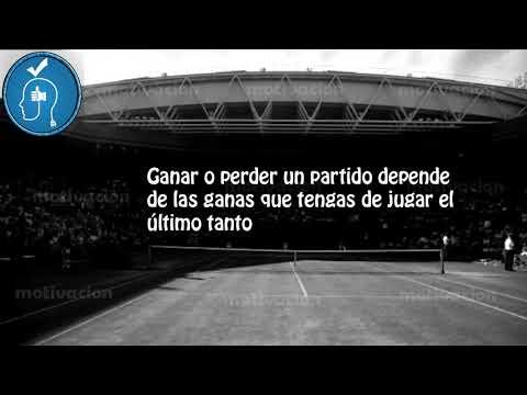 10 Frases celebres de tenis