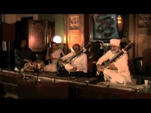 Maestros of Sitar - Raga Mishra Khamaj