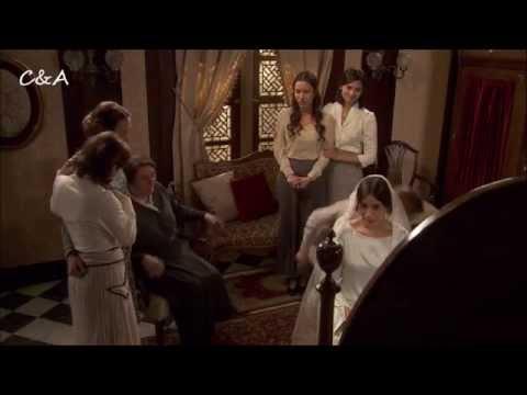 il segreto - i preparativi per le nozze di mariana