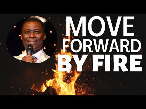 Powerful Prayers To Move Forward By Fire | Dr Dk Olukoya