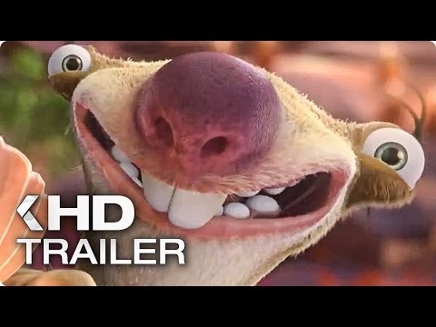 ICE AGE COLLISION COURSE Official Trailer 2 (2016)