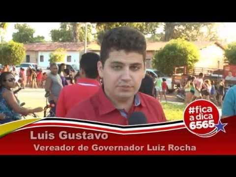 Luis Gustavo Vereador de Governador Luiz Rocha