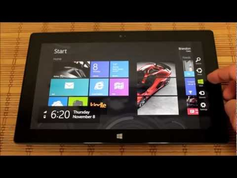 Microsoft Tablet - Innovative. Capable. Desirable. Risky. These are a few of the words that have been used to describe Microsoft's home-brewed tablet PC, the Surface. It's late...