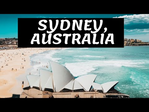 Skipping Class & Traveling To Sydney, Australia | (Beach With Me)
