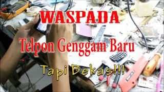 Video Waspada!!! HP BARU TAPI BEKAS!!! Investigasi HP Rekondisi MP3, 3GP, MP4, WEBM, AVI, FLV September 2017