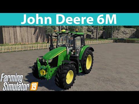John Deere 6M 2020 v1.0.0.0