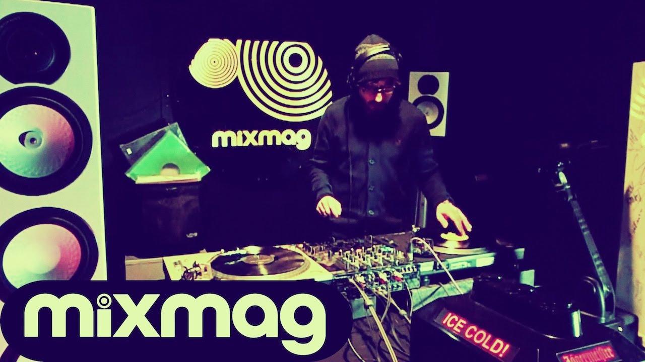 Move D - Live @ Mixmag Lab LDN 2013
