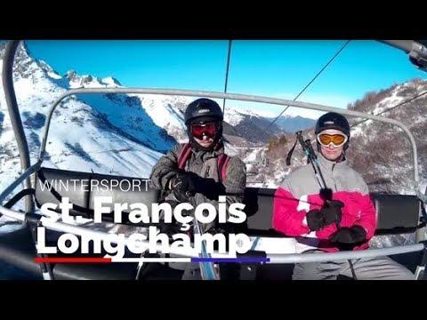 Wintersport 2015   st. François Longchamp