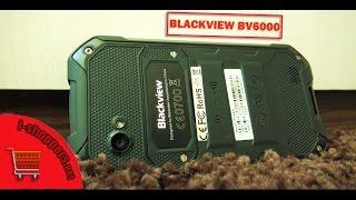 Обзор BLACKVIEW BV6000 - мощный защищённый смартфон (IP68)
