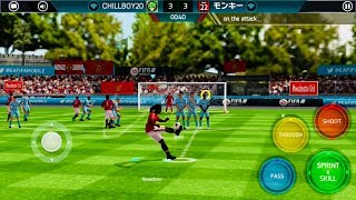 Download Video HOW RONALDINHO ICON SCORES UNIQUE STYLE GOALS/FREE KICKS/PENALTIES in fifa mobile - Gameplay Review MP3 3GP MP4