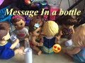 BABY ALIVE: Summer camp!:Message in a bottle! The babies writes notes and deliver them to others!