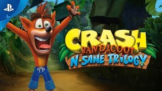 Crash Bandicoot N. Sane Trilogy - PlayStation Experience 2016
