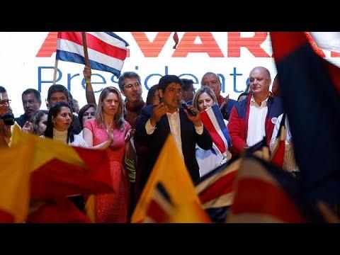 Κόστα Ρίκα – Εκλογές: Νίκη της κεντροαριστεράς
