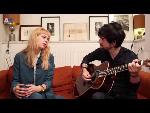 Luna Gritt  Session Acoutique Le temps de l'amour  Cover Françoise Hardy !