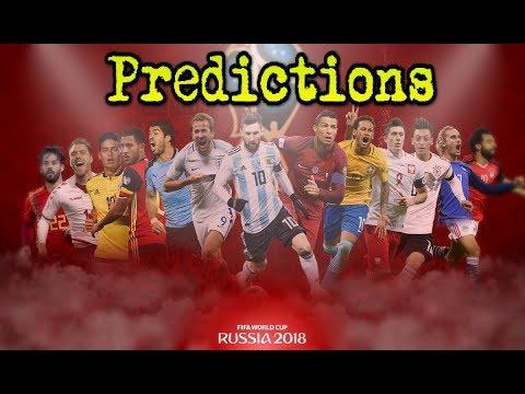 WORLD CUP 2018 - LAST 16 PREDICTIONS