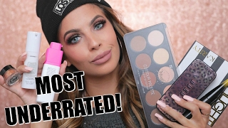 MOST UNDERRATED MAKEUP PRODUCTS!