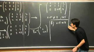 Exam #1 Problem Solving | MIT 18.06SC Linear Algebra, Fall 2011