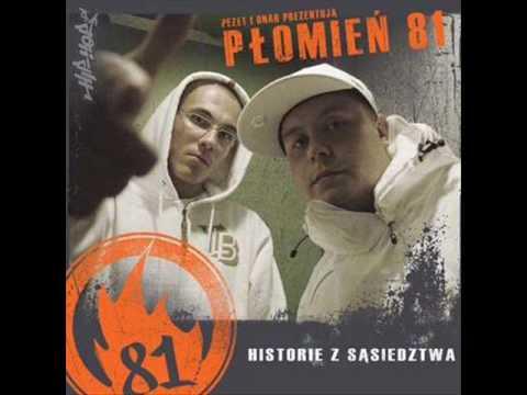 Tekst piosenki Płomień 81 - Knebel w pysk po polsku
