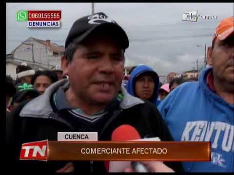 Comerciantes del Arenal protestan por funcionamiento de locales sin permiso