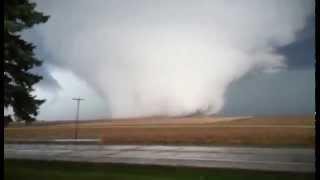 Rochelle, Illinois Tornado April 9 2015