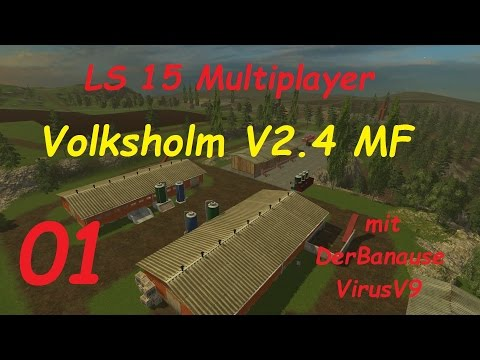 Volksholm v3.1 Multifrucht