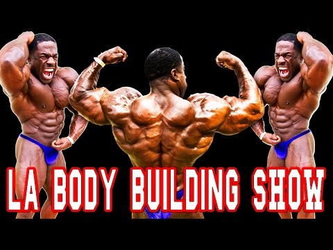 bodybuilding - Kali Muscle taking you guys through the process of doing a bodybuilding show. Subscribe ▷︎▷︎ http://full.sc/1rgLfsM Website ▷︎ http://kalimuscle.com Book: Xc...