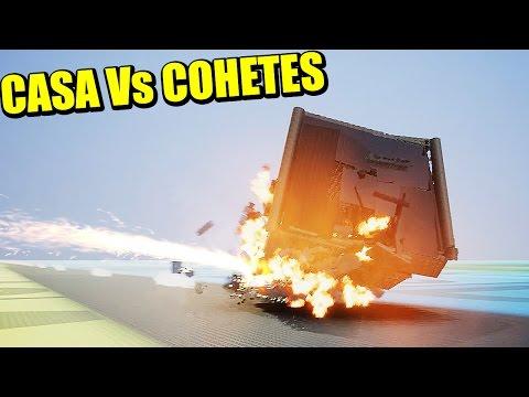 Actualización BRICK RIGS - EXPLOTANDO CASAS... Y EDIFICIOS   Gameplay Español (видео)