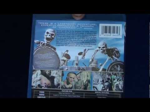 Blu-ray & DVD Update 27 Harryhausen In Blue