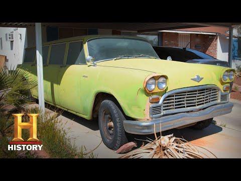 Counting Cars: Danny Checks Out a '69 Checker Aerobus (Season 8, Episode 10)   History