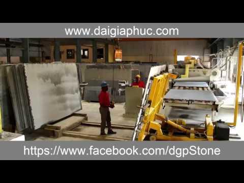 Công Nghệ sản xuất đá granite và marble