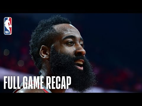 ROCKETS vs HAWKS | James Harden Goes For 31 in ATL  | March 19, 2019