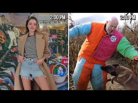 Thrifting For Fall Fashion, While My Husband Does This! | This Is My Week