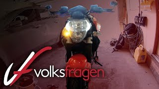 6. Watsen Design LED Indicators | Review | Aprilia Shiver 750