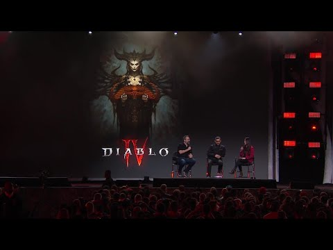 BlizzCon 2019 | Diablo IV: Unveiled | Full Panel