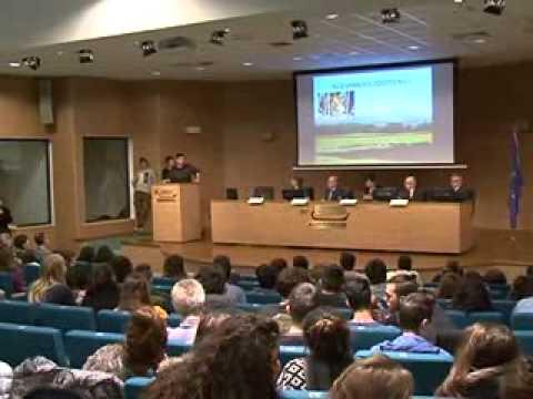 IMPERIA:  GIORNATA CONCLUSIVA DEL JOB DAY PRESSO L'AUDITORIUM DELLA CAMERA DI COMMERCIO