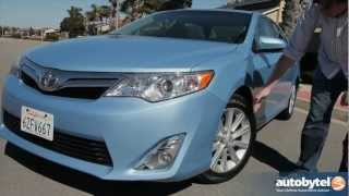 2013 Toyota Camry V-6 Test Drive&Car Video Review