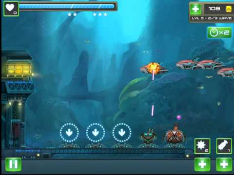 Video of Atlantis : Tower Defense