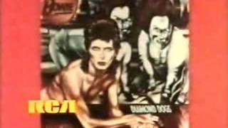 Diamond Dogs TV Commercial