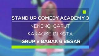Video Stand Up Comedy Academy 3 : Neneng, Garut - Karaoke Di Kota MP3, 3GP, MP4, WEBM, AVI, FLV November 2017