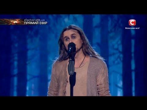 Yurcash / Юркеш - В казематі - Тарас ШЕВЧЕНКО  |Шестой прямой эфир«Х-фактор-8» (16.12.2017)