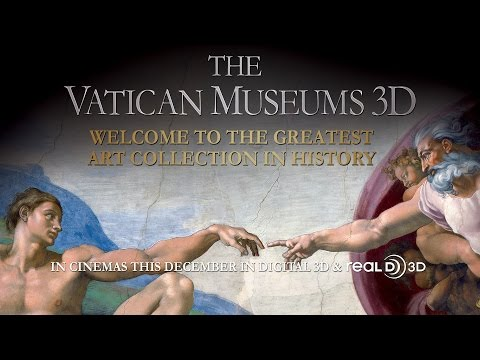 The Vatican Musuem 3D Movie Picture